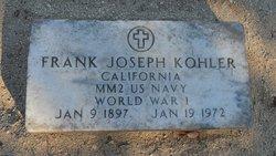 Frank Joseph Kohler