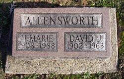 H. Marie Allensworth