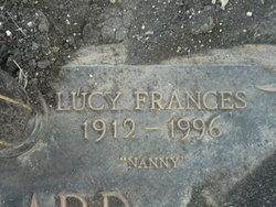 Lucy Francis <i>Collins</i> Ballard