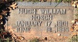 Hugh W Hosch