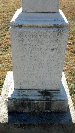 Elizabeth Betsey <i>Smith</i> Tallman