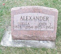 John Theodore Alexander