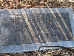 Harry Braxton