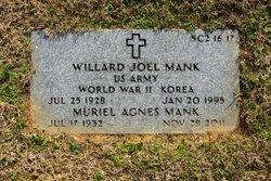 Muriel Agnes <i>Williams</i> Mank