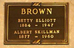 Betty <i>Elliott</i> Brown