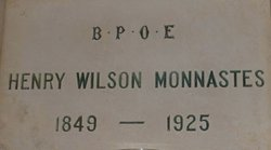 Henry Wilson Monnastes