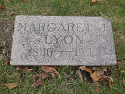 Margaret J <i>Shafer</i> Lyon
