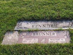 Anna <i>Witnauer</i> Brunner
