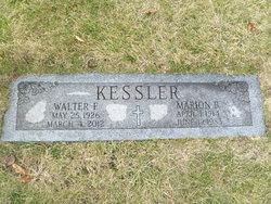 Marion <i>Bradbeer</i> Kessler