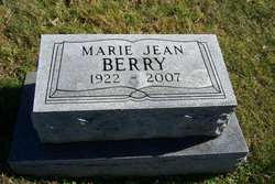 Marie Jean Berry