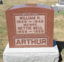 Annette Nettie <i>Bell</i> Arthur