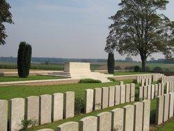 Ligny-St. Flochel British Cemetery, Averdoingt