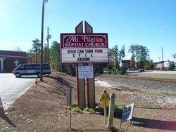 Mount Pilgrim Baptist Church Cemetery
