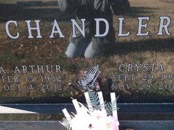 Crysta Jean <i>Coxon Christmann</i> Chandler
