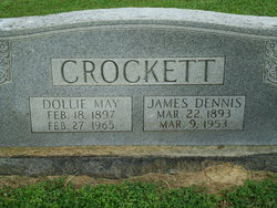 James Dennis Dennie Crockett