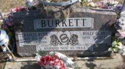 Frances Ruth <i>Gilson</i> Burkett