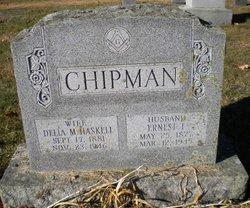 Della M <i>Haskell</i> Chipman
