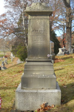 John Reed, Jr