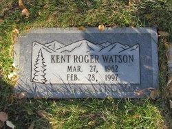 Kent Roger Watson