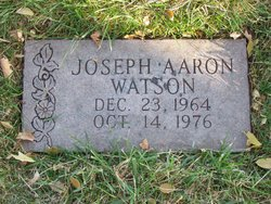 Joseph Aaron Watson