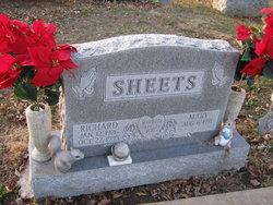 Mary E. <i>Billman</i> Sheets