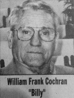 William Frank Billy Cochran