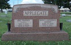 Nancy Catherine <i>Hendry</i> Applegate