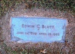 Edwin Carl Blatt