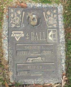 Donald V Ball
