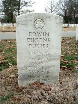 Edwin Eugene Pukies