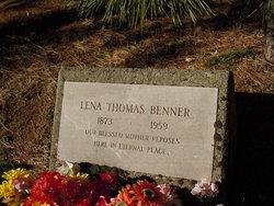 Lena <i>Thomas</i> Benner