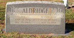 Mamie Lou Aldridge