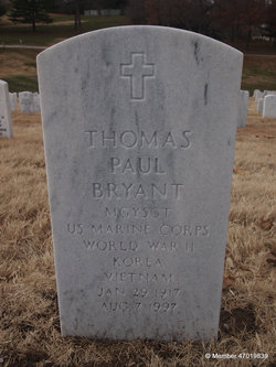 Thomas Paul Bryant