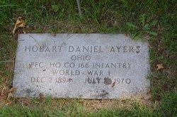 PFC Hobart Daniel Ayers