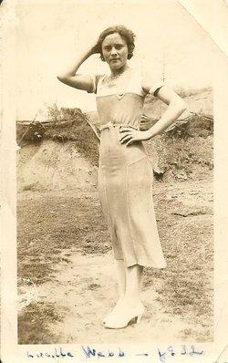 Lucille <i>Webb</i> DeHaven