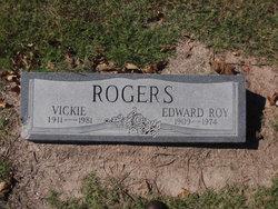 Victoria Minerva <i>Burns</i> Rogers
