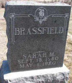 Sarah M <i>Collingwood</i> Brassfield