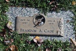 Brandon Allen Cade