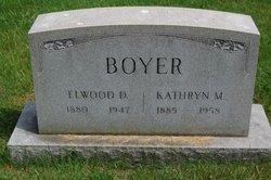 Kathryn M Boyer