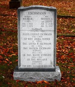 Elizabeth <i>Killion</i> Eschmann