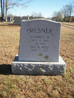 Ida May <i>Wild</i> Mesner