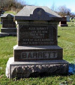 Jennett Ruby <i>Manchester</i> Barrett