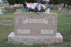 John W Walden
