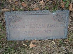 Walter Hogan Amis, Jr