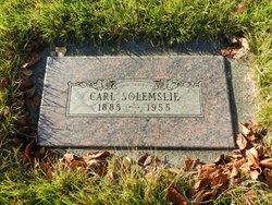Carl Solemslie