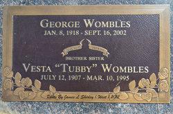 Vesta Tubby Wombles