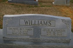 Thomas Benjamin Williams