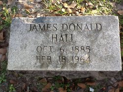 James Donald Hall