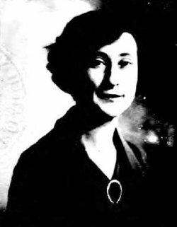 Blanche Hardy <i>Hecht</i> Cariaggi