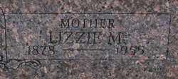 Elizabeth Mabel Lizzie <i>Gallagher</i> Baker